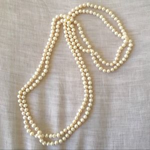 Jewelry - Long Freshwater Pearl Necklace